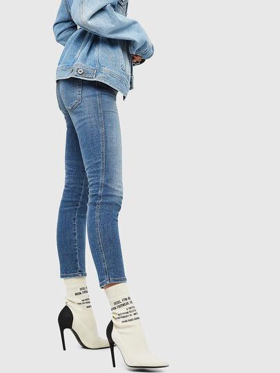 Diesel - Babhila 086AP, Bleu moyen - Jeans - Image 4