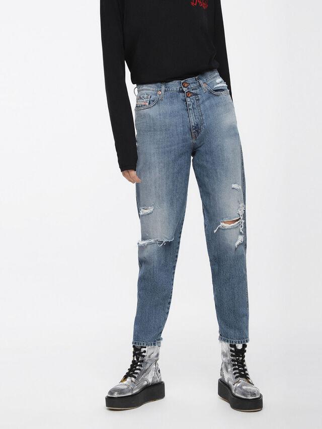 Diesel - Alys 084ZE, Bleu Clair - Jeans - Image 1