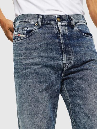 Diesel - D-Macs 0097G, Bleu moyen - Jeans - Image 4