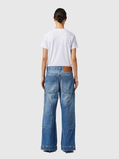 Diesel - D-Laly 0AFAM, Bleu moyen - Jeans - Image 6