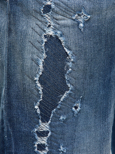 Diesel - Krailey JoggJeans 069PL, Bleu Foncé - Jeans - Image 4