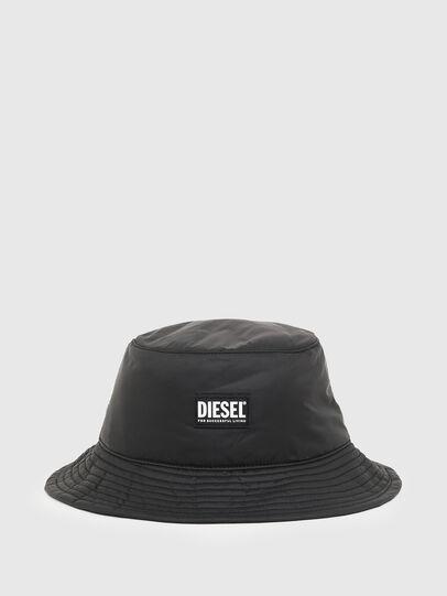 Diesel - C-SWAMP, Noir - Chapeaux - Image 1