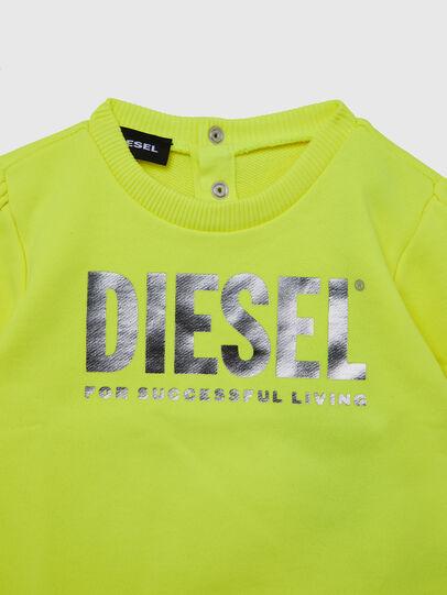 Diesel - SVELIB, Jaune - Pull Cotton - Image 3
