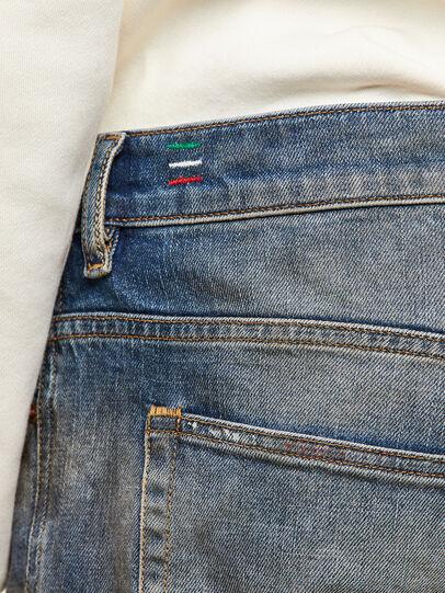 Diesel - D-Vider 009NH, Bleu moyen - Jeans - Image 4