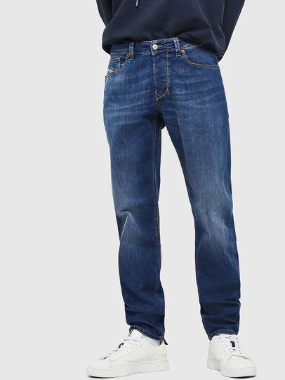 Diesel - Larkee-Beex 082AZ, Bleu Foncé - Jeans - Image 1