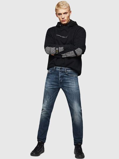 Diesel - Buster 084AS, Bleu Foncé - Jeans - Image 6