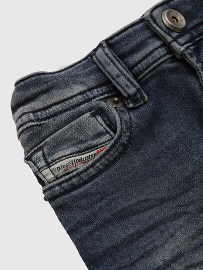 Diesel - SLEENKER-B JOGGJEANS-N, Bleu Foncé - Jeans - Image 3
