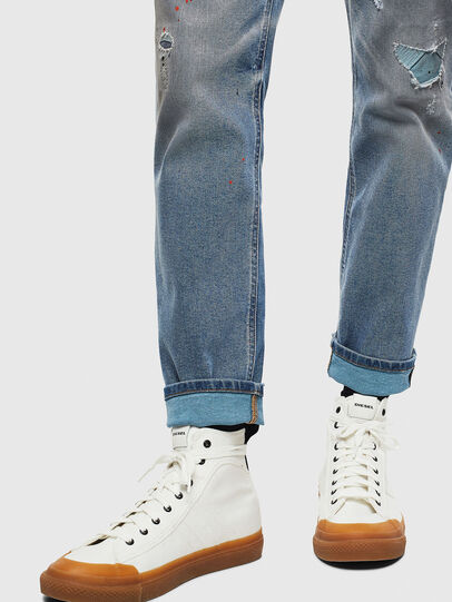 Diesel - D-Eetar 009BN, Bleu moyen - Jeans - Image 6