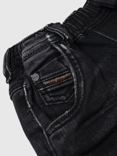 Diesel - FAYZA JOGGJEANS B-N, Noir/Gris foncé - Jeans - Image 3