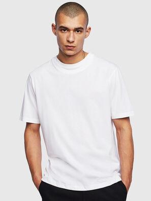 T-HUSTY, Blanc - T-Shirts