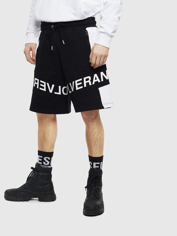 P-SHAM, Noir/Blanc - Shorts