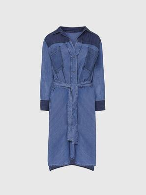 DE-NIAVY, Bleu Clair - Robes