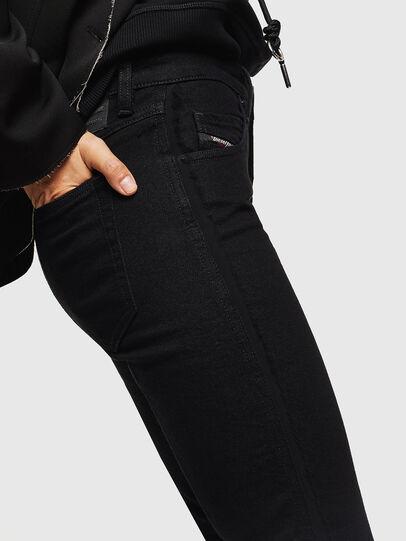 Diesel - Babhila 0NAZH, Noir/Gris foncé - Jeans - Image 3