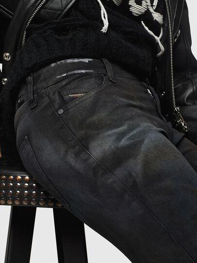 Diesel - Slandy 069IV, Noir/Gris foncé - Jeans - Image 3