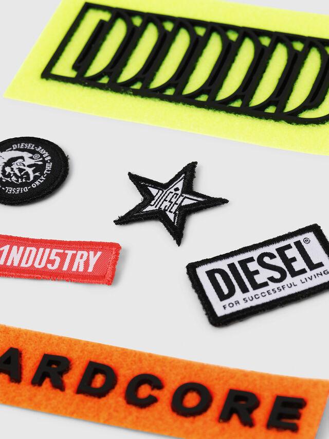 Diesel - PATCH-SEK, Multicolore - Bijoux et Gadgets - Image 2