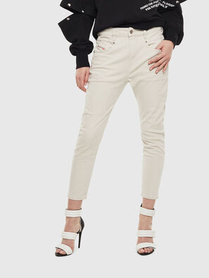 Fayza 009BX, Blanc Cassé - Jeans