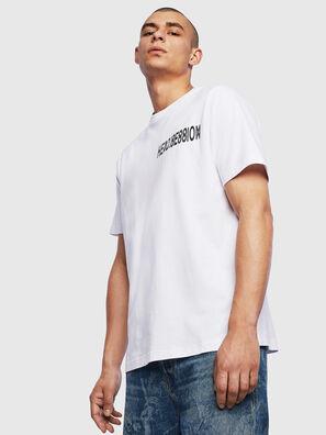 T-JUST-T10, Blanc - T-Shirts