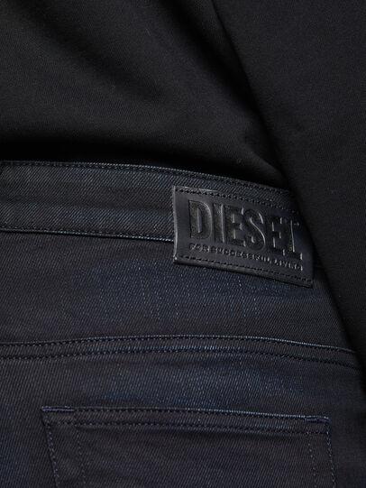 Diesel - Fayza 084AY, Bleu Foncé - Jeans - Image 4