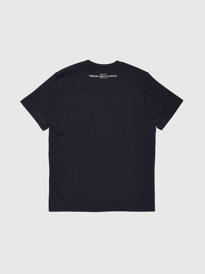 Diesel - TJUSTXS, Noir - T-shirts et Hauts - Image 2