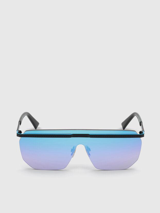 DL0259, Bleu - Lunettes de soleil