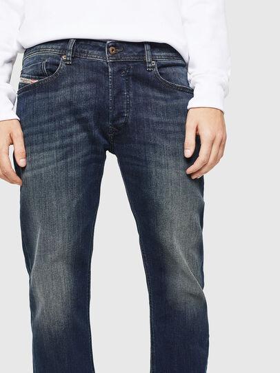 Diesel - Waykee 0814W, Bleu Foncé - Jeans - Image 3