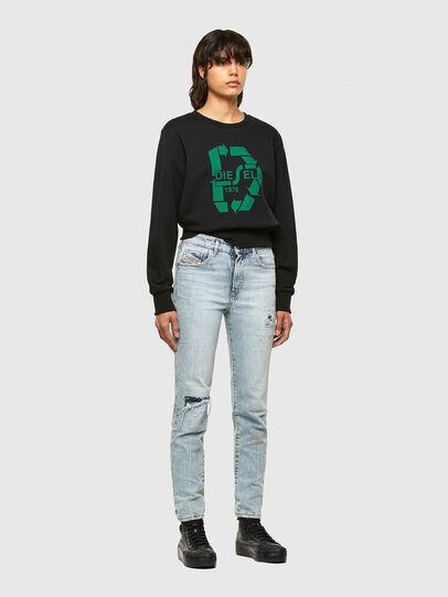 Diesel - D-Joy 009JR, Bleu Clair - Jeans - Image 7
