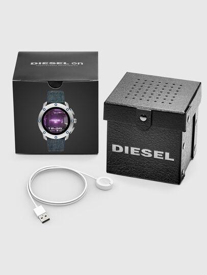 Diesel - DT2015, Jean Bleu - Smartwatches - Image 5
