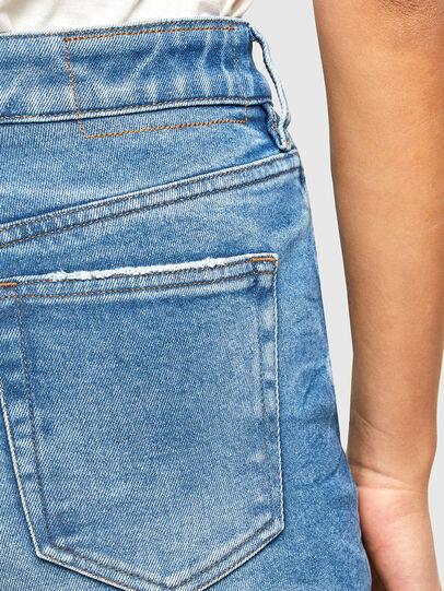 Diesel - D-Joy 009MV, Bleu Clair - Jeans - Image 4