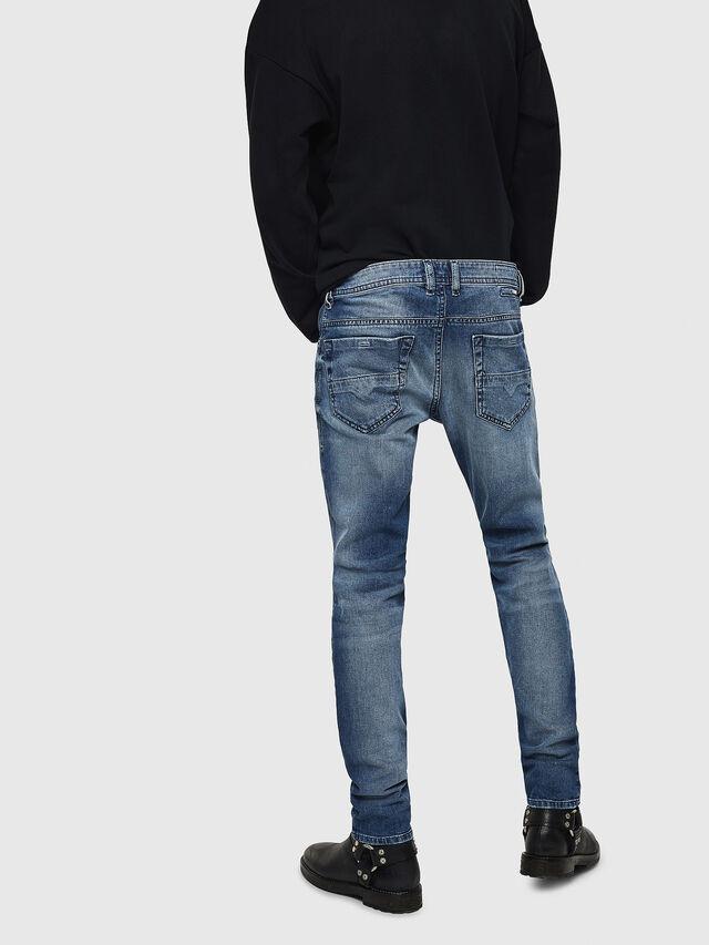 Diesel - Thommer 0853P, Bleu Clair - Jeans - Image 2