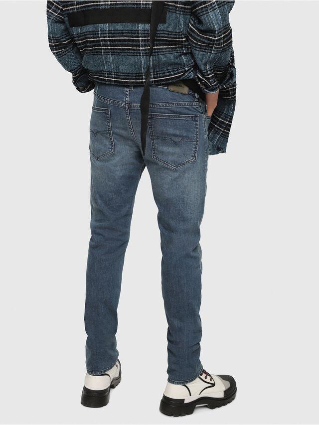 Diesel - Buster 084TU, Bleu Foncé - Jeans - Image 2