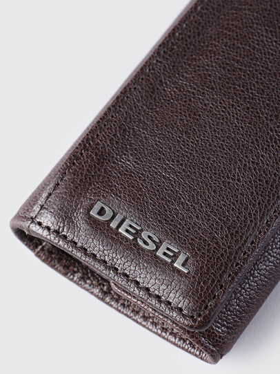 Diesel - KEYCASE O, Marron - Bijoux et Gadgets - Image 3