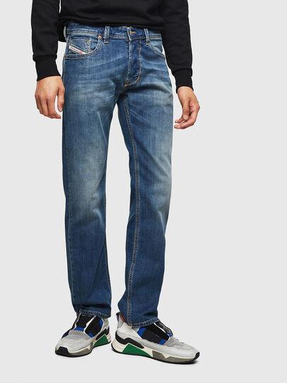 Diesel - Larkee 083AA, Bleu moyen - Jeans - Image 1