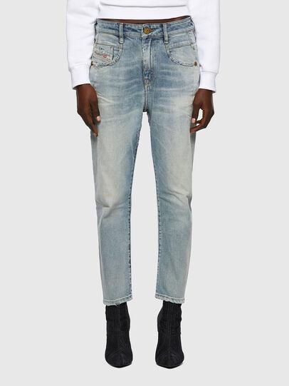 Diesel - Fayza 09A04, Bleu Clair - Jeans - Image 1