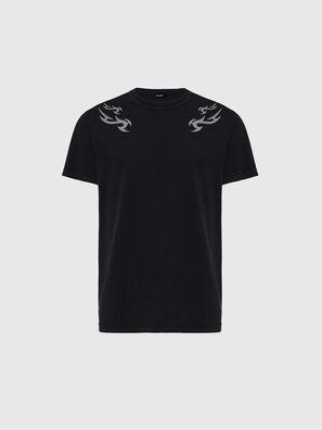 T-DIEBIND, Noir - T-Shirts