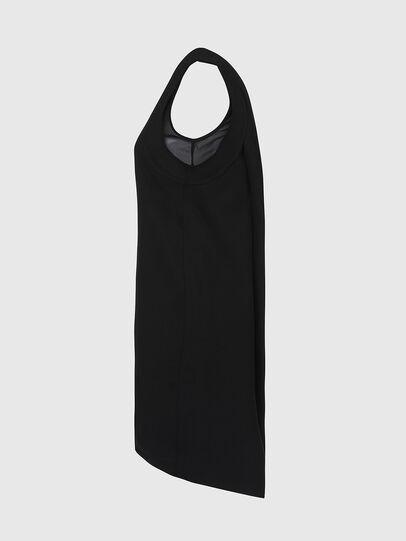 Diesel - D-PLEADY, Noir - Robes - Image 3