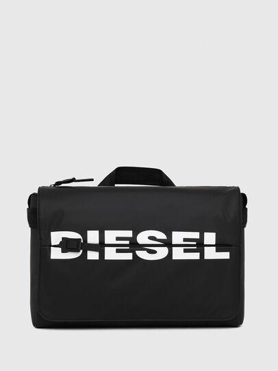 Diesel - F-BOLD MESSENGER II, Noir - Sacs en bandoulière - Image 1