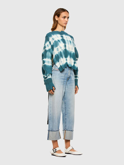 Diesel - D-Reggy 009GZ, Bleu Clair - Jeans - Image 8