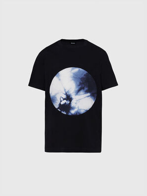 T-MOONY-X2, Noir - T-Shirts