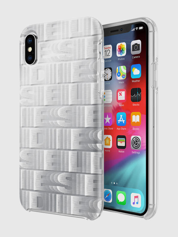DIESEL PRINTED CO-MOLD CASE FOR IPHONE XS & IPHONE X,  - Coques