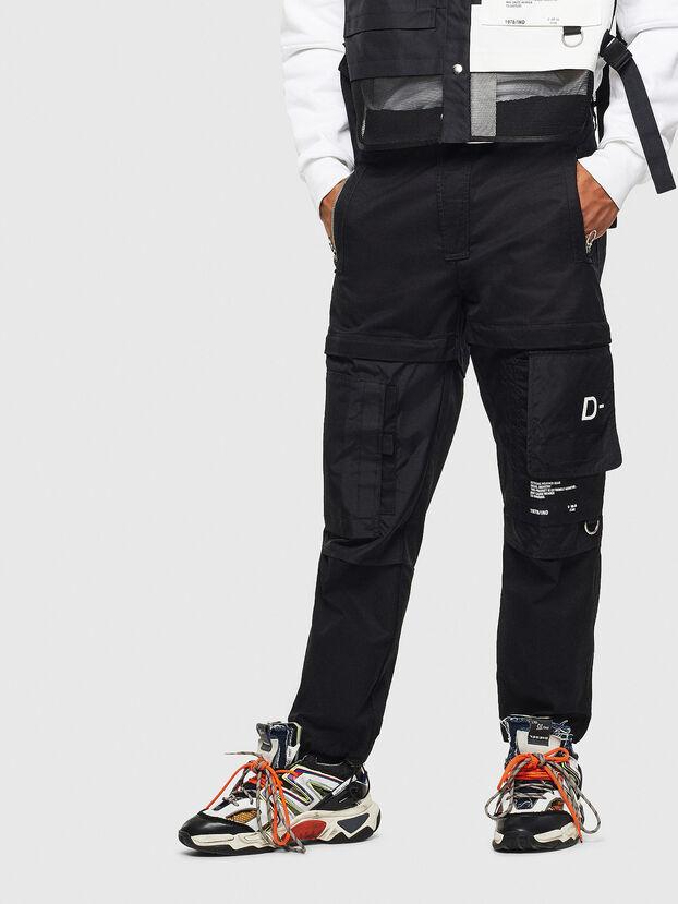 P-MELTY, Noir - Pantalons