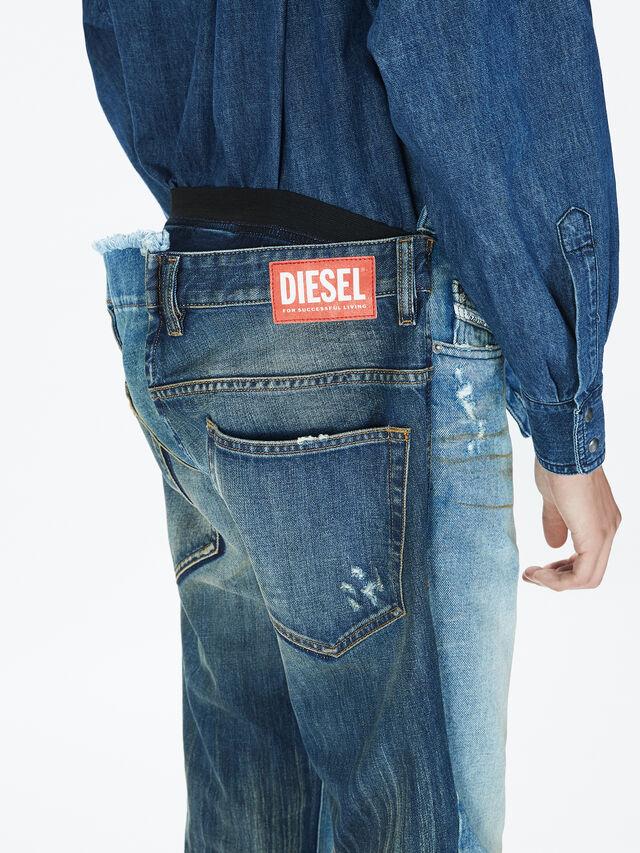 Diesel - SOPKN01, Jean Bleu - Jeans - Image 6