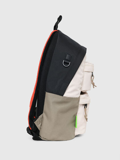 Diesel - RODYO FP, Blanc/Orange - Sacs à dos - Image 3