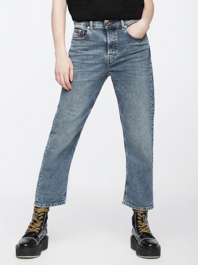 Diesel - Aryel 084UX, Bleu Clair - Jeans - Image 1