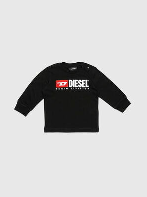 TJUSTDIVISIONB ML, Noir - T-shirts et Hauts