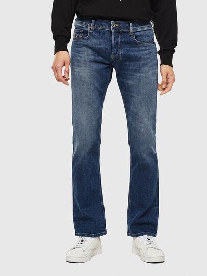 Diesel - Zatiny 0096E, Bleu moyen - Jeans - Image 1