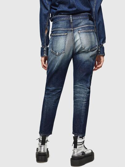 Diesel - Fayza 0092I, Bleu Foncé - Jeans - Image 2