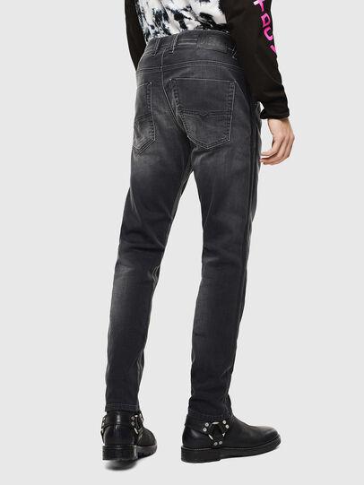 Diesel - Krooley JoggJeans 0094Q, Noir/Gris foncé - Jeans - Image 2
