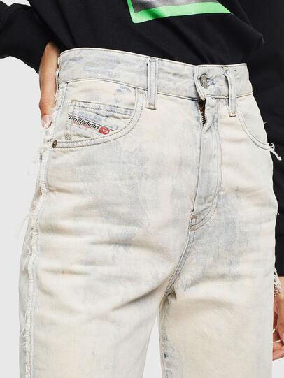 Diesel - D-Eiselle 0099P, Blanc - Jeans - Image 5