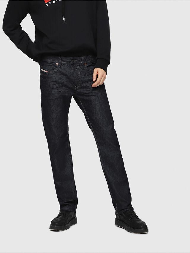 Diesel Waykee 0088Z, Bleu Foncé - Jeans - Image 1