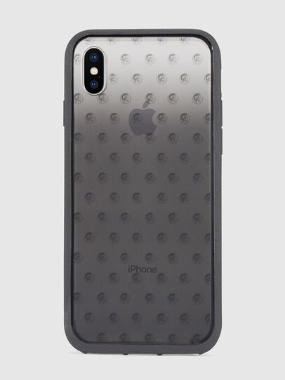 Diesel - MOHICAN HEAD DOTS BLACK IPHONE X CASE,  - Coques - Image 2